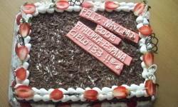 1 tarta de navidad