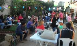 13 celebrando con las familias