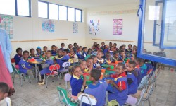 escuela en Muketurri