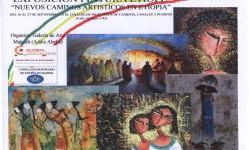 Exposición de pintura etíope