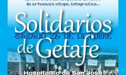 Mercadillo Solidario Getafe