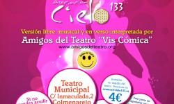 CartelCenicienta-Colmenarejo