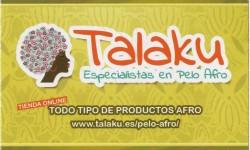 Talaku, especialistas en pelo afro colabora con Cielo 133