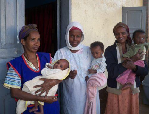 Proyecto para el empoderamiento y mejora de las condiciones de vida de la mujer en la ciudad de Sebeta