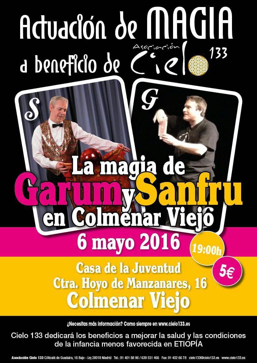 La magia de Garum y Sanfru