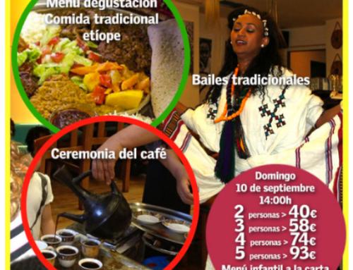 Celebración del Año Nuevo Etíope